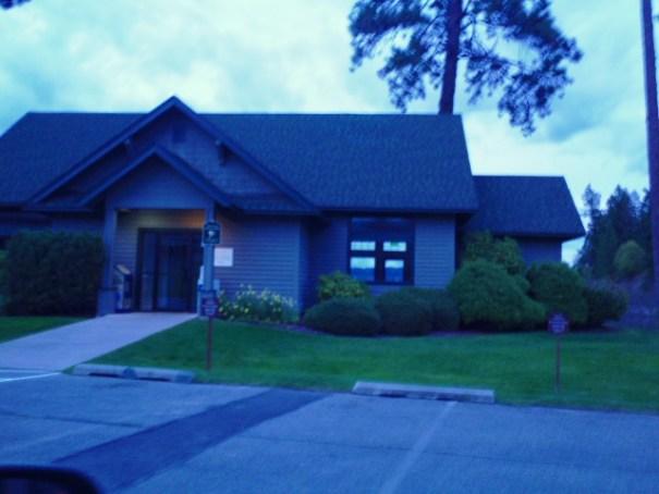 Pool House.