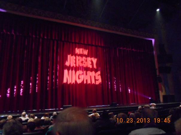 Fun show, New Jersey Nights.