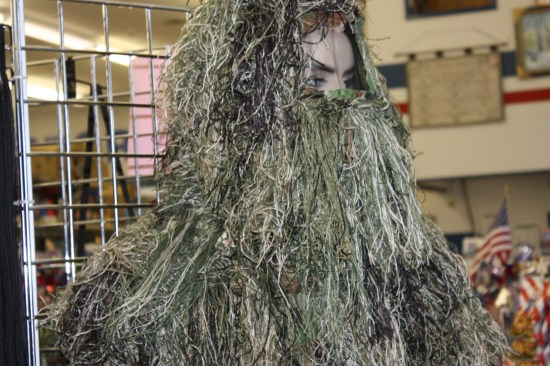 Ghillie Suit for Lex