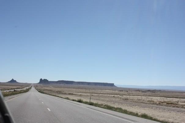 Distant Mesa's.