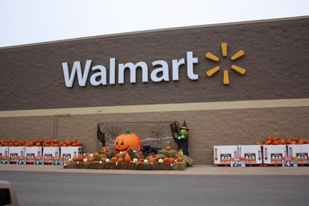 Halloween approacheth in Ash Flat, Arkansas.