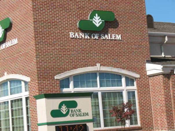 Bank of Salem, Arkansas.