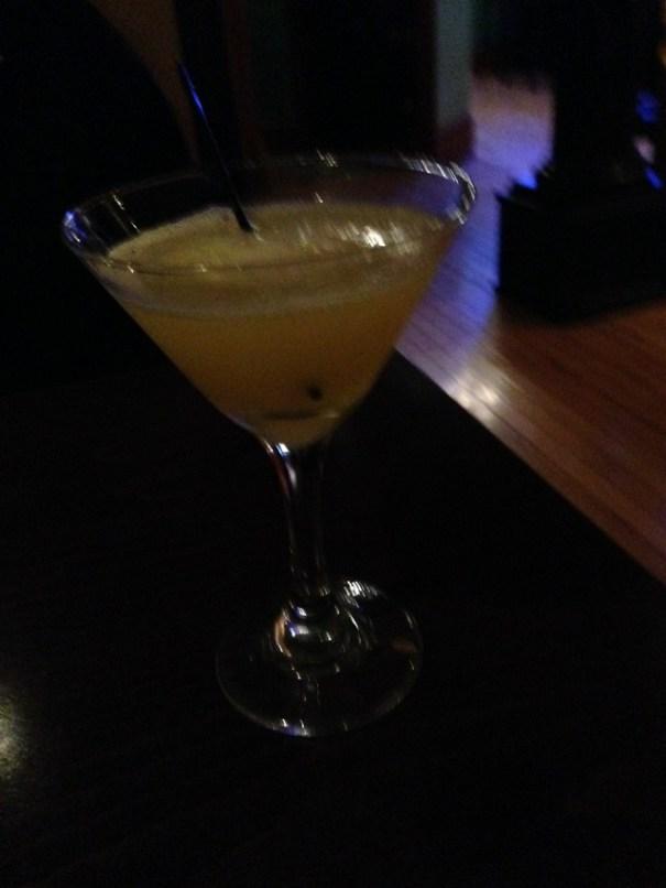 Lex's Martini.