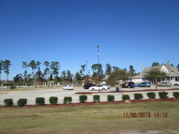 Louisiana welcome center is nice as well.