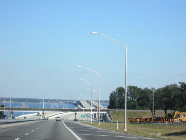 Lots of interesting bridges.