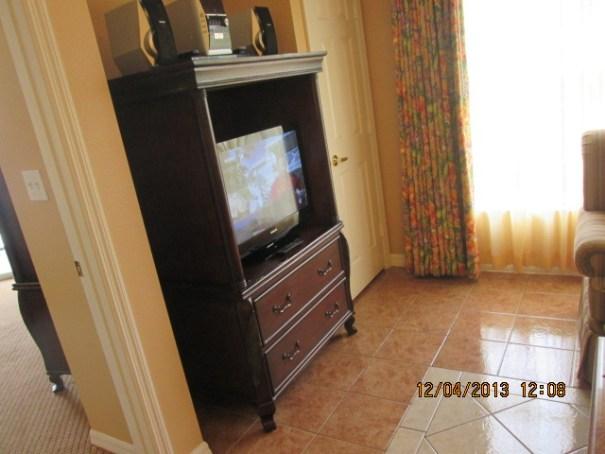 Living room tv.