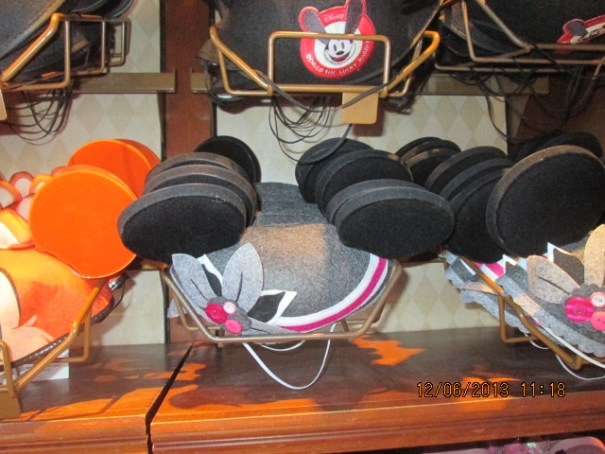 More fun Disney hats.