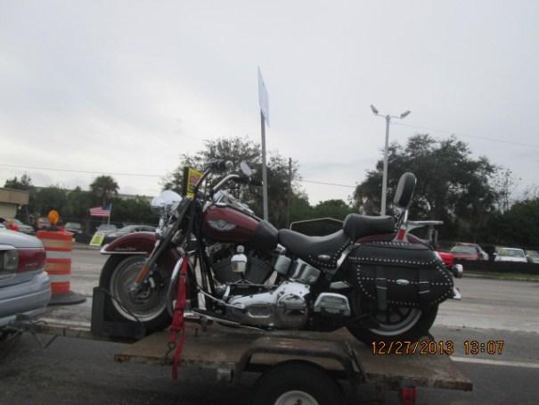 Nice Harley.