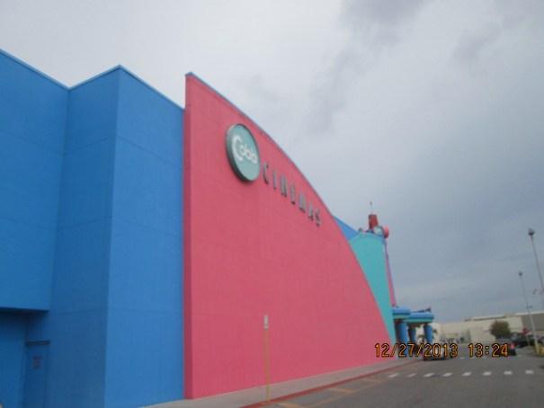 Cobbs Cinemas, today's multiplex.