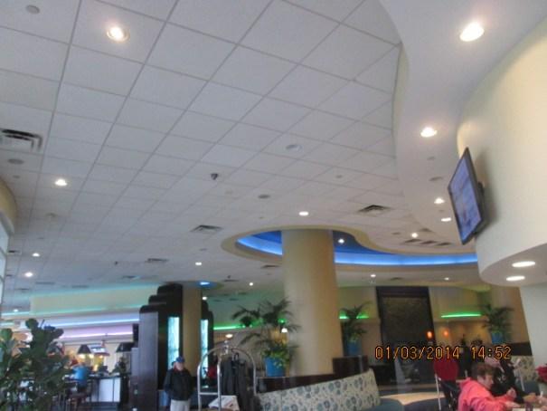Artful Lobby.