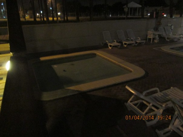 Kiddie pool.