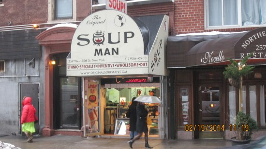 The original that was in Seinfield, now it is a chain and there are several throughout NYC.