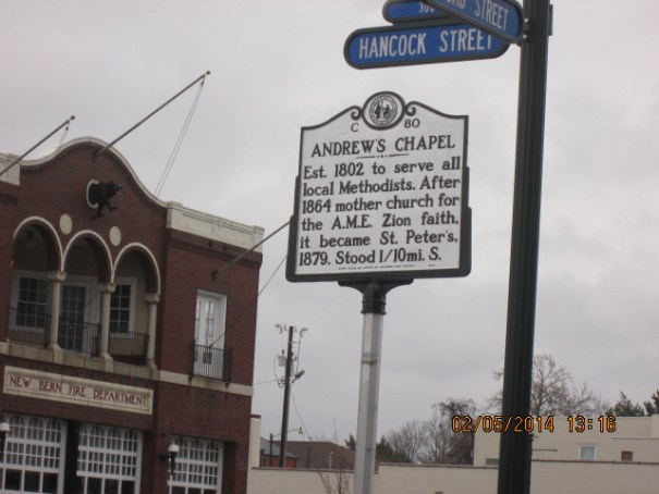 and Historical markers.