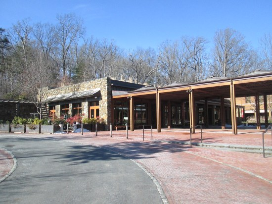 Visitor's Center.