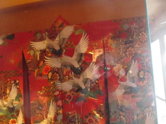 Beautiful kimono.
