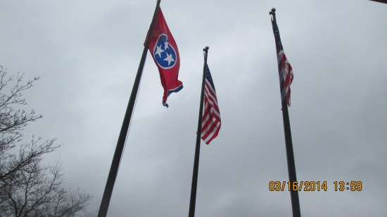 Period flags.