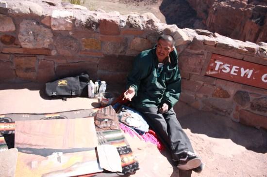 Navajo artist.