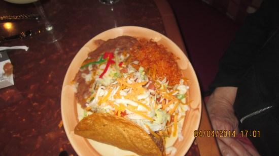 Edie's tacos.