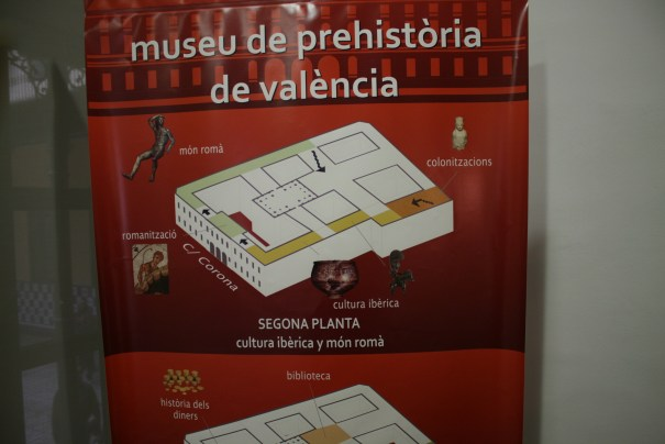 The Museum of Prehistory.