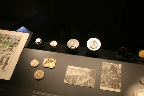 Coins of the realm and ages.