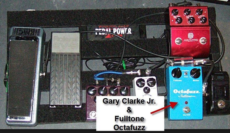 Fulltone Artists Rigs And Pedalboards Photo Gallery