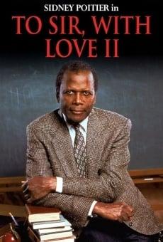 To Sir With Love 2 1996 Pelcula Completa En Espaol Latino