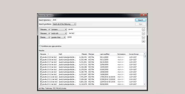 Scr4_FileZilla_free-download