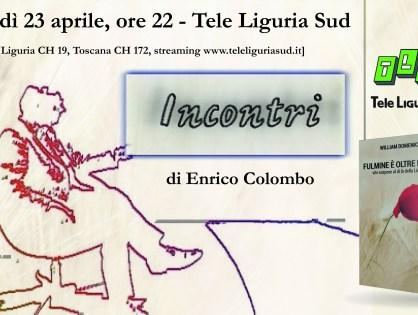 Incontri, con Enrico Colombo