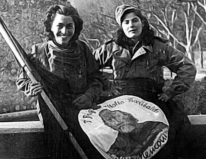 Vera Del Bene e Maria Ledda