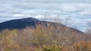 Monadnock - Friday, October 26, 2018