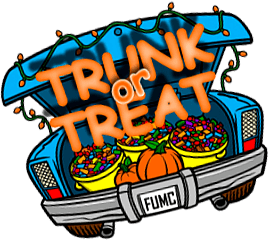 Are you planning to trunk or treat with your car?