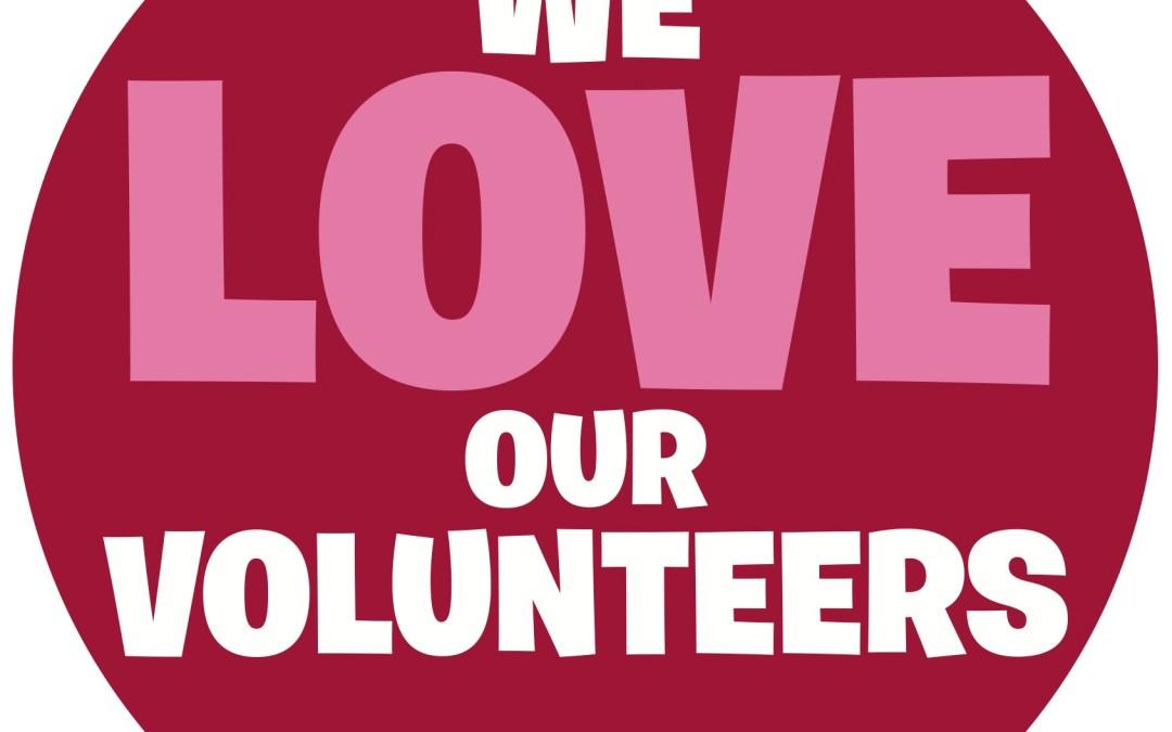 Children's Volunteers Needed