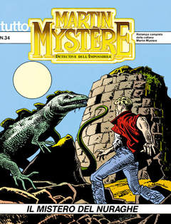 Image result for martin mystery at nuoro sardinia comics
