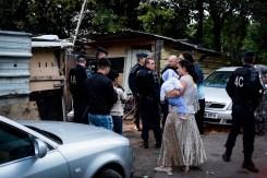 Evacuation Bidonville Rungis - 5 sept 2017