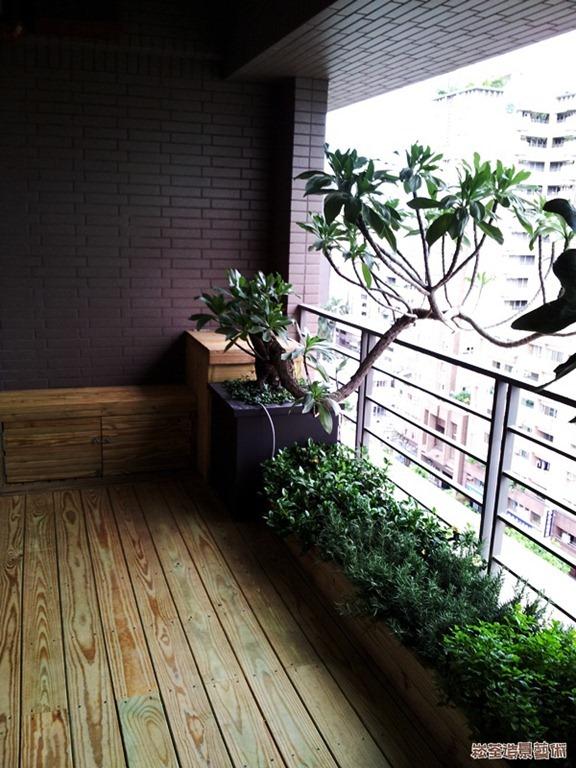 居家陽台造景案例20121218 (5)