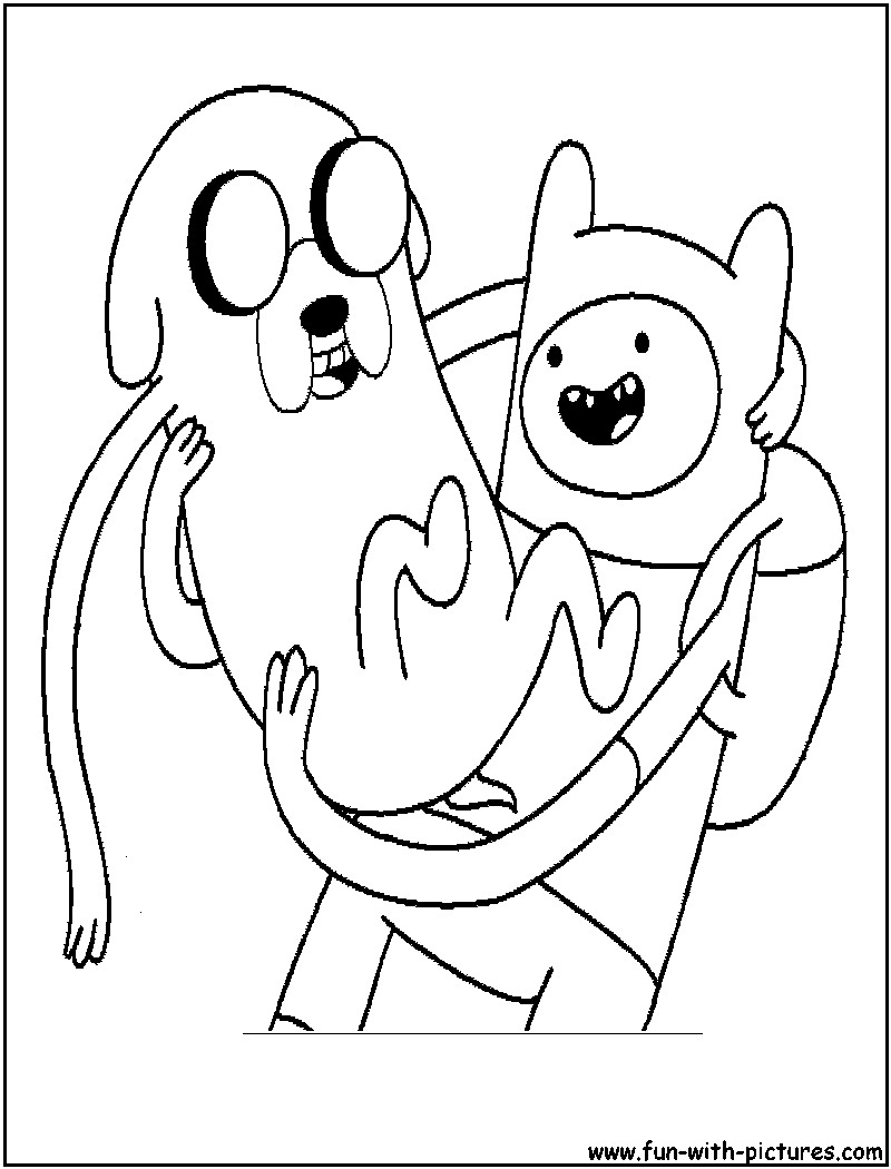 adventuretime finnjake