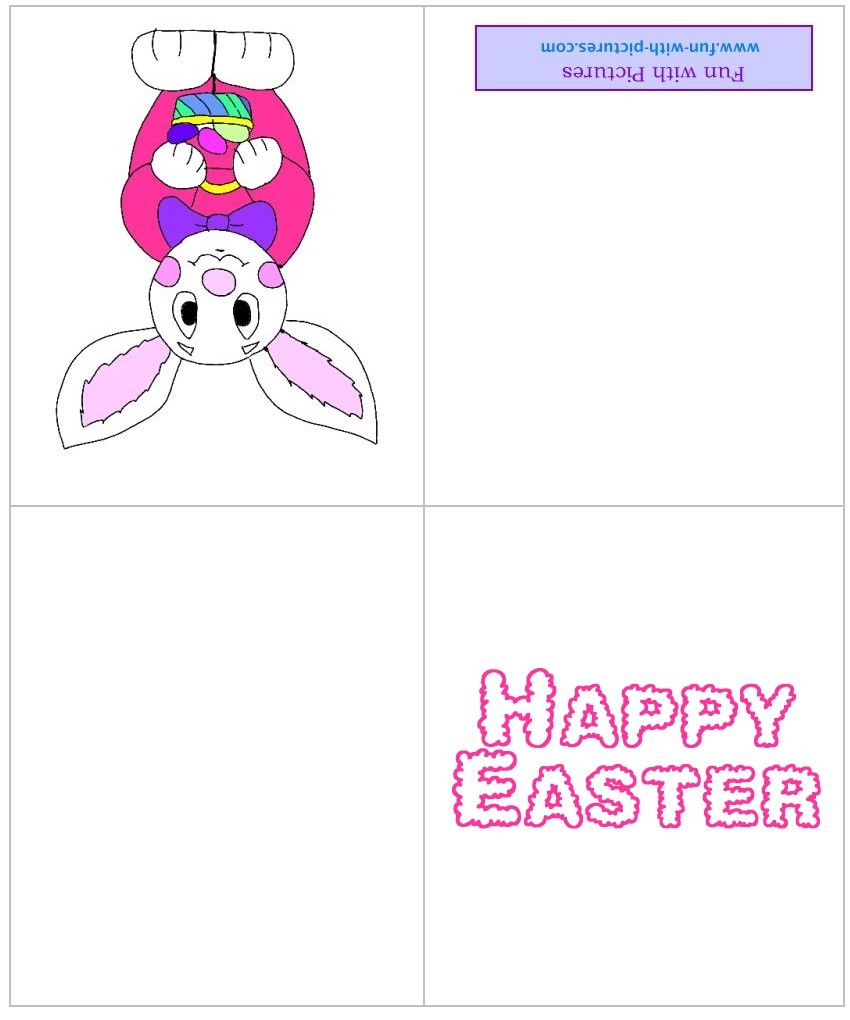 Printable Easter Cards And Free Easter Greeting Cards From