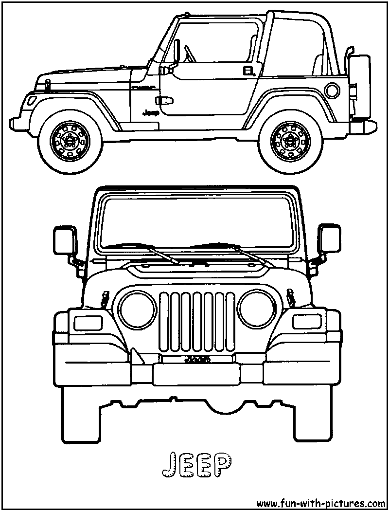 1000 images about ryan 39 s jeep coloring book on pinterest
