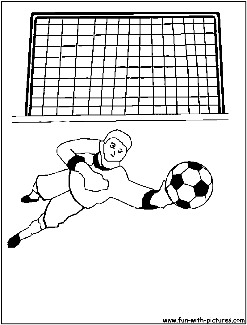 goalkeeper page of diving save 800x1050px
