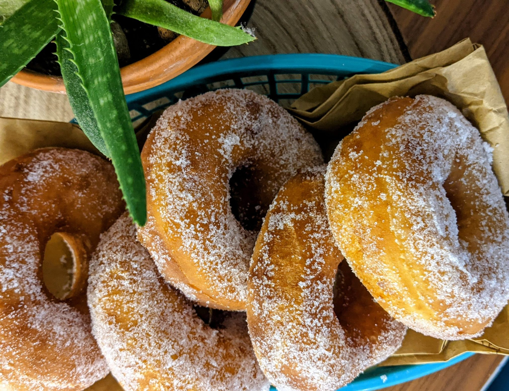 Donuts patate