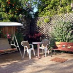Patio Design On A Budget Fun And Food Cafe