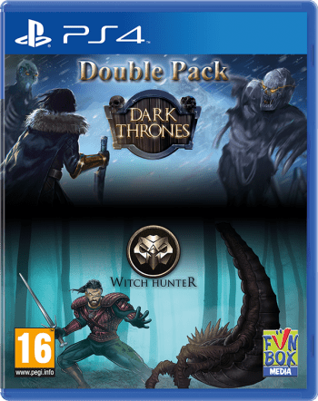 Dark Thrones / Witch Hunter Double Pack   PS4