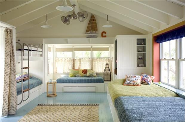 30 Beautiful Bedrooms For Kids FunCage