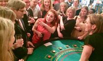 Fundraising Casino Hire