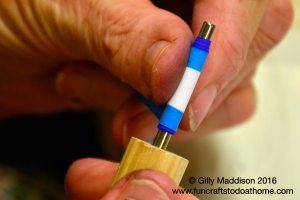 paper bead workshop