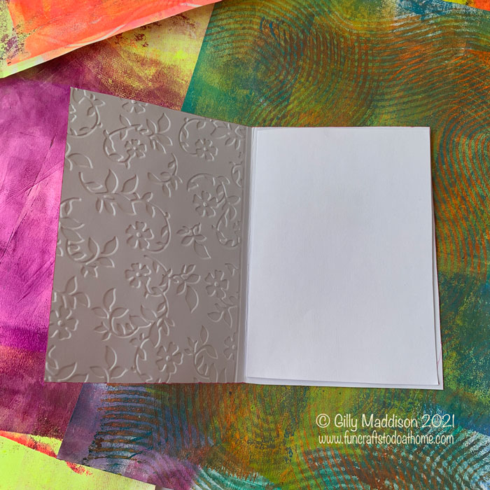 how to make unique greeting cards