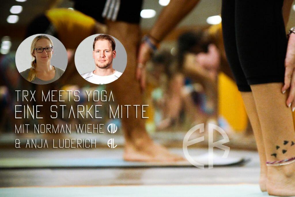 TRX meets Yoga