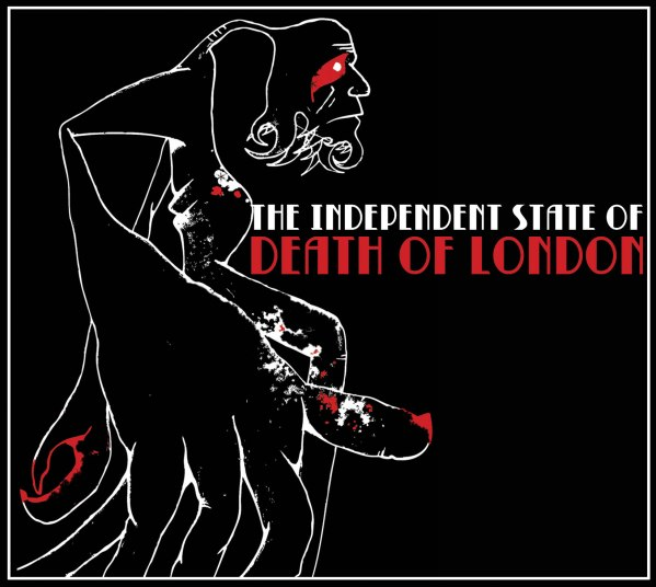 Death of London Cover