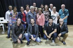 Associação da Fundação Cultural de Rio do Sul elege nova diretoria   Foto: Tiago Amado