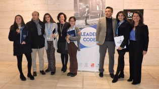 Photocall Proyecto Leader Code